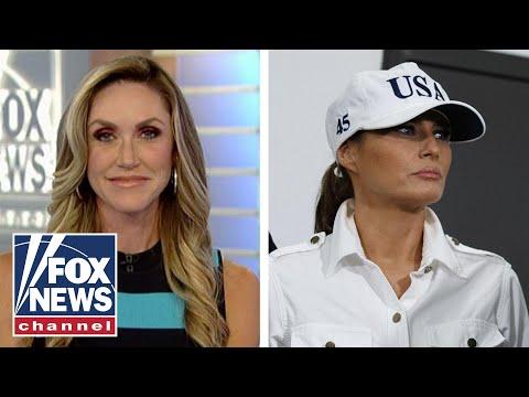 Xxx Mp4 Lara Trump Reacts To The Left S Smears Against Melania 3gp Sex