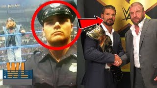 13 Wrestlers Who Appeared In WWE In A Non-Wrestling Role!  (Before They Were Famous)