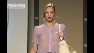 AIGNER Spring Summer 2012 Milan - Fashion Channel
