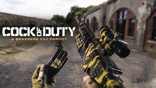 Brazzers Presents: Cock of Duty XXX Parody (OFFICIAL TRAILER)