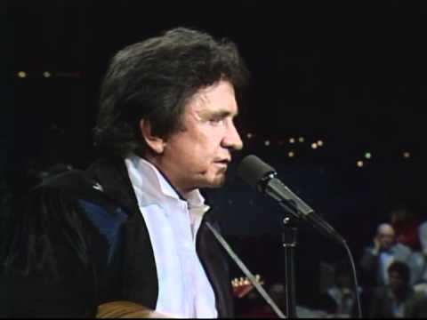 Johnny Cash Live from Austin TX 1987