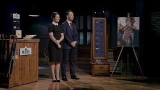 Mr. Jenks | RTE One Dragons Den Ireland Series 8 EP01 | March 2017