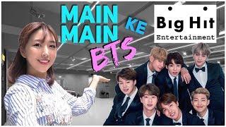 MAIN-MAIN KE BIG HIT ENTERTAINMENT (BTS BANGTAN)