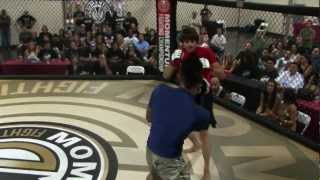 Fight #1- Cedric Panizzi def. Daniel Ochoa