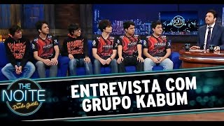 The Noite (26/08/14) - Entrevista com Kabum, atletas de videogame