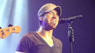 Enrique Iglesias - Cuando me enamoro (Luna Park 22/05/14 - Argentina)
