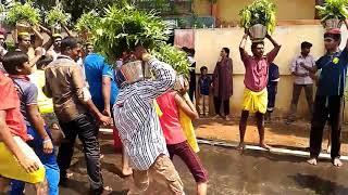 Chittalandur சித்தாளந்தூர் பெரிய மாரியம்மன் தீர்த்த குடம் அழைத்தல்