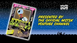 MST3K: Alien From L.A. (FULL MOVIE) with annotations