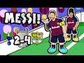 Download Video Download 🐐MESSI! The Song!🐐 (Tottenham vs Barcelona 2-4 Champions League Parody Goals Highlights) 3GP MP4 FLV