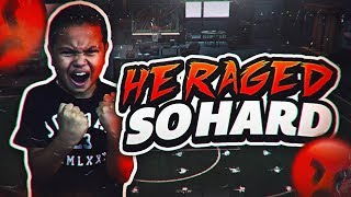 1v1 9 YEAR OLD BROTHER VS SUBSCRIBER TRASH TALKER!! THEY HAD A ROAST SESSION 😂 SOMEONE RAGED!!