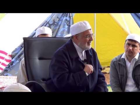 Ali Ramazan Dinç Efendi 19.05.2013 Tarihli Sohbeti HD