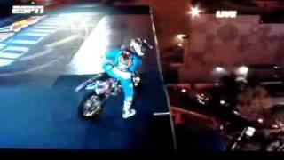 ROBBIE MADDISON NEW YEARS EVE JUMP 2009 IN LAS VEGAS(WORLD RECORD)