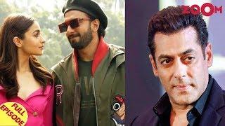 Ranveer Singh REJECTS movie starring Alia Bhatt? | Salman