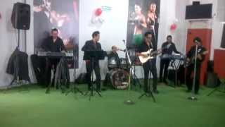 GRUPO LOS PELIGROSOS DE TONY BATACA-VEHICLE- ANIVERSARIO G Y M  FITTNES CENTER  COACALCO