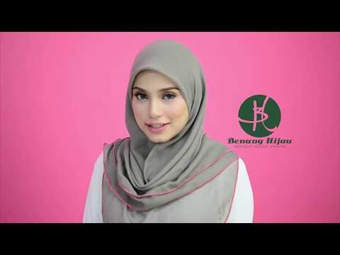 Xxx Mp4 Benang Hijau Hijab Tutorial Maira Ruffle November 2 3gp Sex