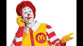 10 Funny Inappropriate Ronald McDonald Photos || Pastimers