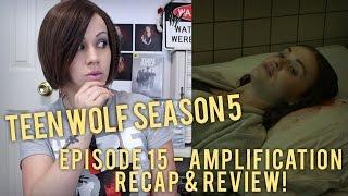 Teen Wolf Season 5 Episode 15