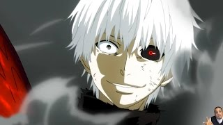 Tokyo Ghoul Episode 12 東京喰種-トーキョーグール- Anime Reaction & Review -- Kaneki Vs Jason Final Fight