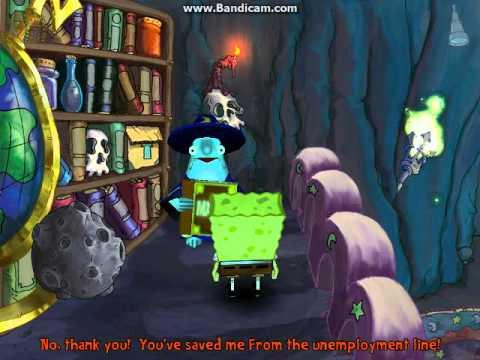 Spongebob Squarepants EOTM Part 5 Not much accomplished