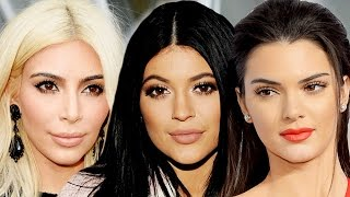 Kylie & Kendall Jenner Diss Kim Kardashian