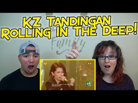 Xxx Mp4 MOM SON REACTION KZ Tandingan Rolling In The Deep Singer 2018 Episode 5 3gp Sex