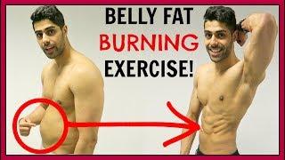 BELLY FAT BURNING EXERCISE - FOR MEN & WOMEN