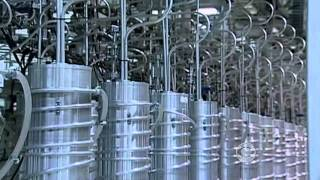 Iran makes advance in nuclear power