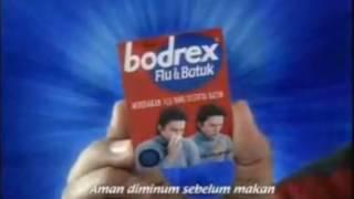 Iklan Bodrex - Flu dan Batuk Tahun (2004)