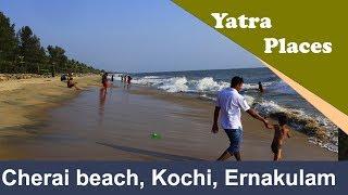 Cherai beach, Kochi, Ernakulam, Kerala