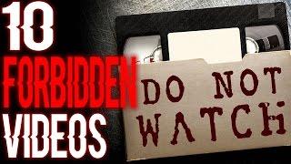 10 Horrifying Videos You