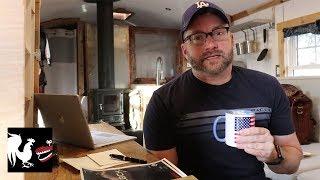 Burnie Vlog: Taking Risks | Rooster Teeth