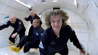 James May Rides The Vomit Comet | James May: On The Moon | Brit Lab