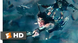 Justice League (2017) - Escaping the Tunnels Scene (4/10) | Movieclips