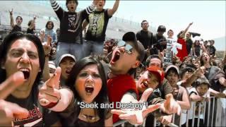 Metallica - Intro & Creeping Death - En Vivo Ciudad de Mexico 2009 - (HD)