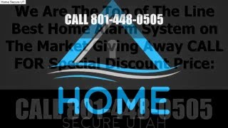 Salt Lake City UT Alarm Systems | Call (801) 448-0505