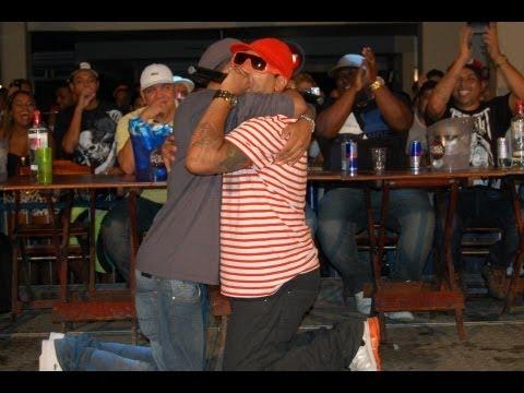 MC S Frank e Tikão ao vivo no mesmo palco Participação especial MC Didô