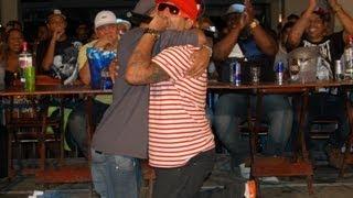 MC'S Frank e Tikão ao vivo no mesmo palco (Participação especial MC Didô)