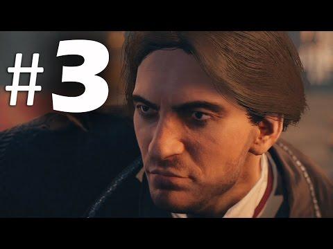 Assassin's Creed Unity Part 3 - Murder - Gameplay Walkthrough PS4