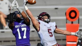 HIGHLIGHTS: Colgate Routs Holy Cross | Stadium