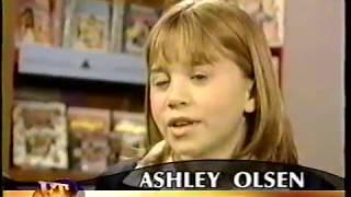 1998 Entertainment Tonight Mary Kate and Ashley Olsen