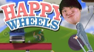Happy Wheels: WHAT'S POPPIN, JINBOP LEVELS!!