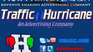 Traffic Hurricane How to Sign Up - Traffic Monsoon New Website