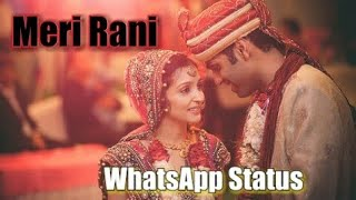 Meri Rani +WhatsApp Status+ | Hard Kaur | Drishti Grewal | Zee Music