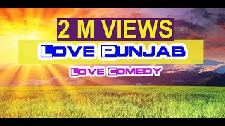 Love Punjab.Love Comedy Full Punjabi Movie  | Punjabi Popular Films 2016