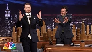 Justin Timberlake Recaps the Christmas SNL with Jimmy