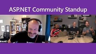 ASP.NET Community Standup - August 21, 2018 - ASP.NET Core 2.2.0 preview 1 release party!