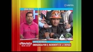 """Fejuve y COB se unen y anuncian bloqueo y movilizaciones contra el """"tarifazo"""""""