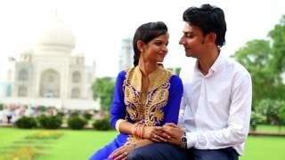 Pre-wedding @ Tajmahal