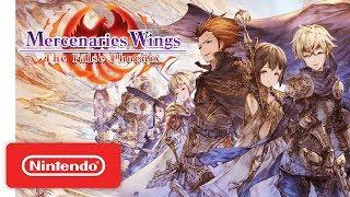 Mercenaries Wings: The False Phoenix - Launch Trailer - Nintendo Switch