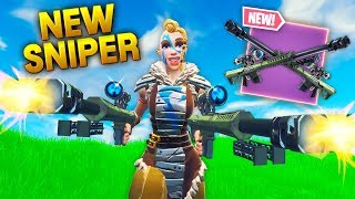 WHY NEW HEAVY SNIPER IS OP..!!! | Fortnite Funny and Best Moments Ep.202 (Fortnite Battle Royale)